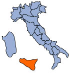 イタリアシチリアのDOCG