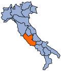 イタリアラツィオ州のDOCG