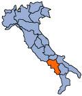 イタリアカンパニア州のDOCG