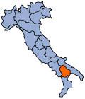 イタリアバジリカータ州のDOCG