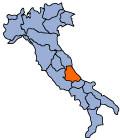 イタリアアブルッツォ州のDOCG