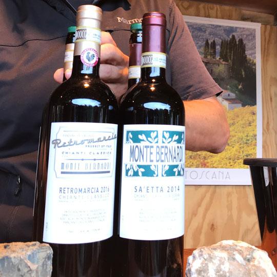 パンツァーノワイン祭り