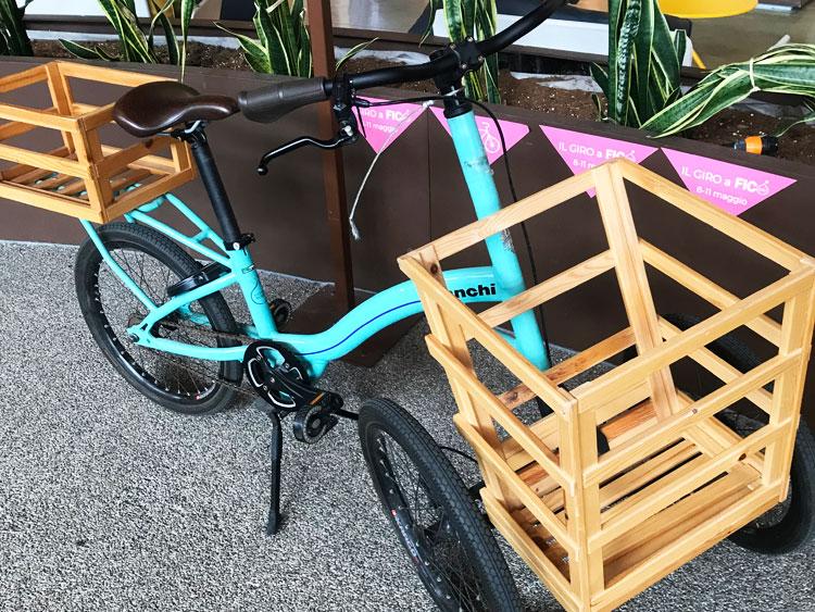 FICO自転車