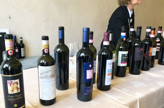 ワイン祭り「ラッダ・ネル・ビッキエーレ」に行ってきました