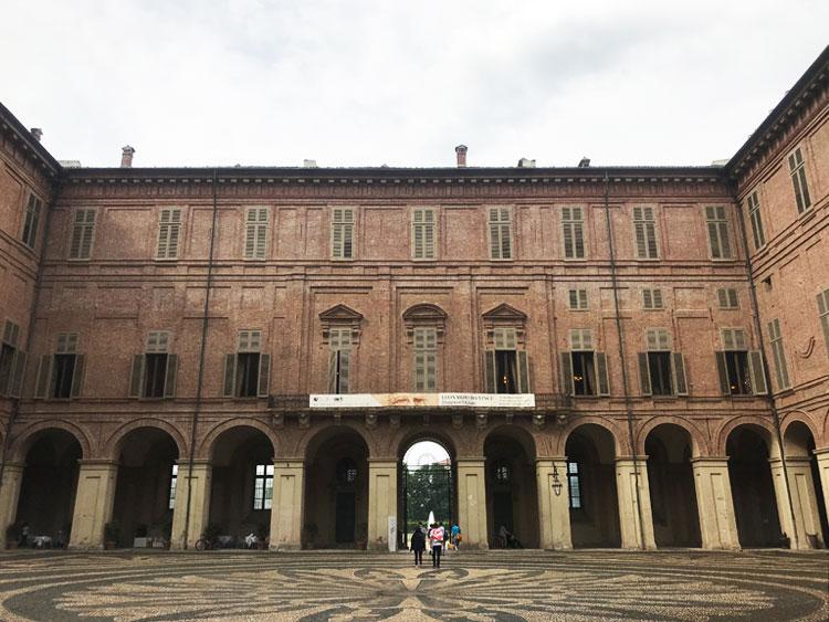 トリノの王宮