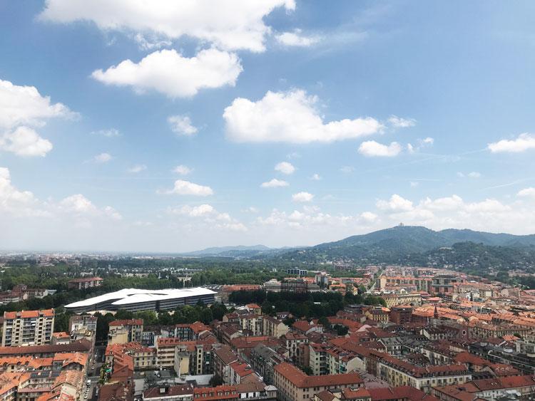 トリノの景色