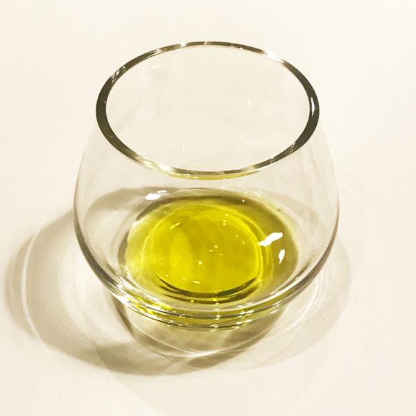 オリーブオイルグラス