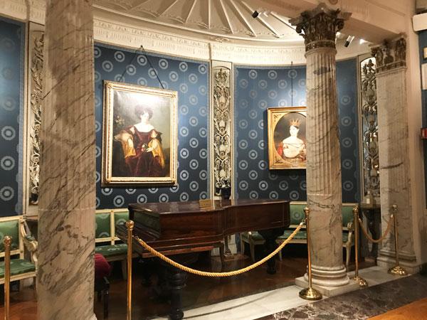ミラノスカラ座博物館
