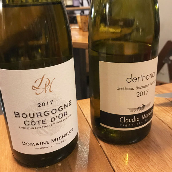 トリノレストランワイン