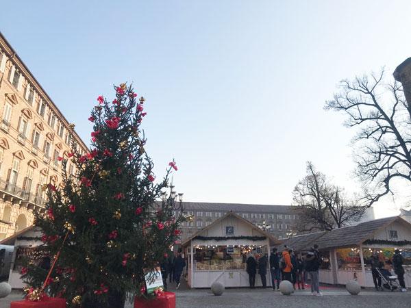 トリノクリスマスマーケット
