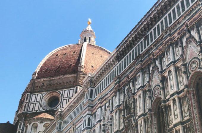 フィレンツェのドゥオーモ再開