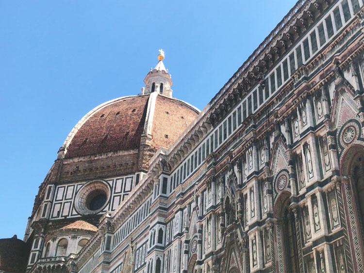 フィレンツェのドゥオーモ