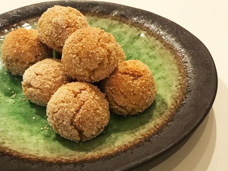 ヒヨコ豆ボール