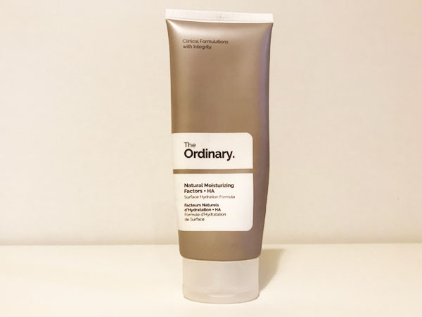 The Ordinary NMFクリーム