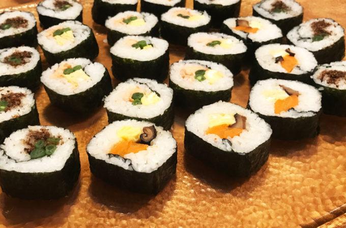 妊婦さんでも食べることができる寿司