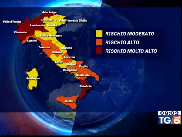 イタリアのゾーン
