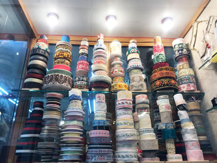 手芸用品店
