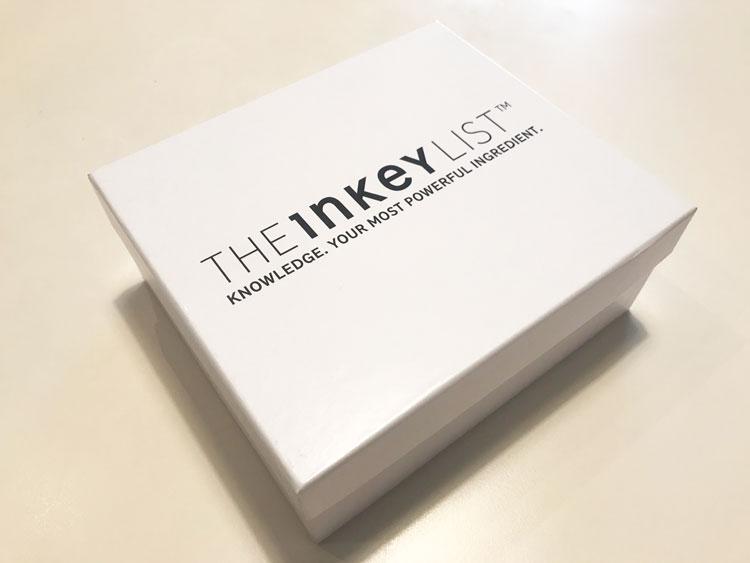 インキーリストギフトボックス