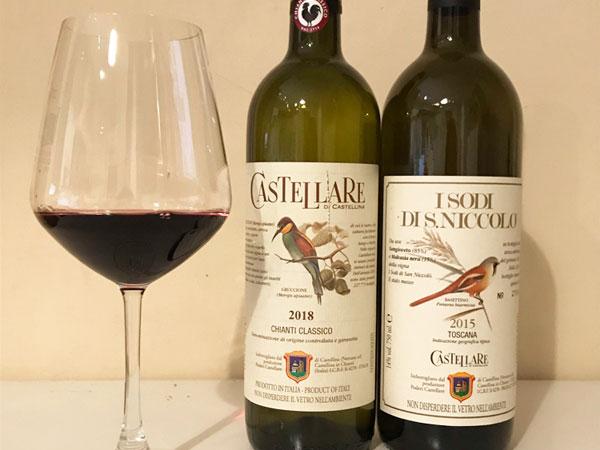 カステッラーレのワイン