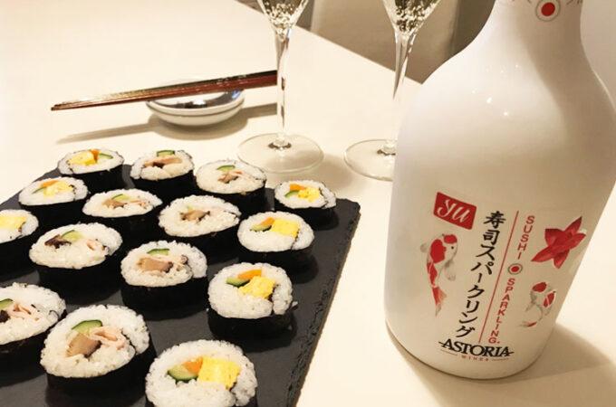 寿司スパークリング