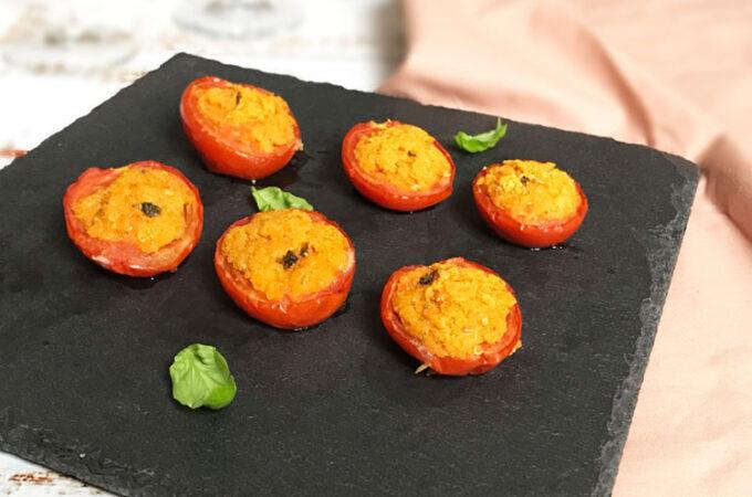 トマトのオーブン焼き【レシピ】